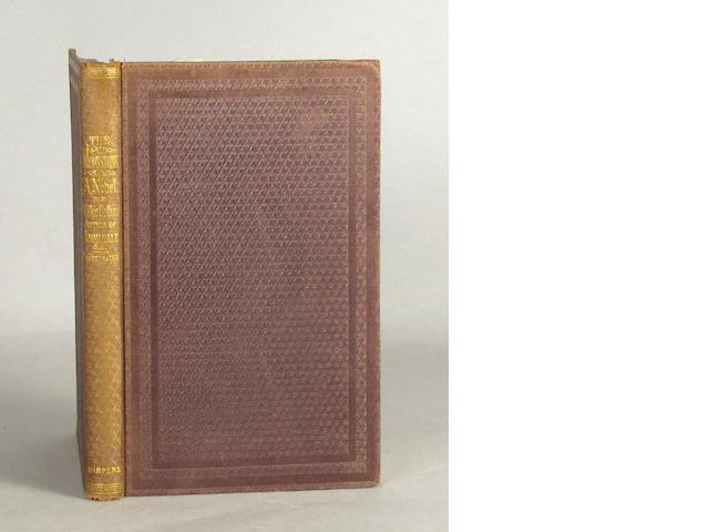 COLLINS, WILKIE.  1824-1889.