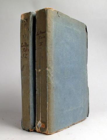 LA PÉROUSE, JEAN FRANCOIS DE GALAUP. 1741-1788.
