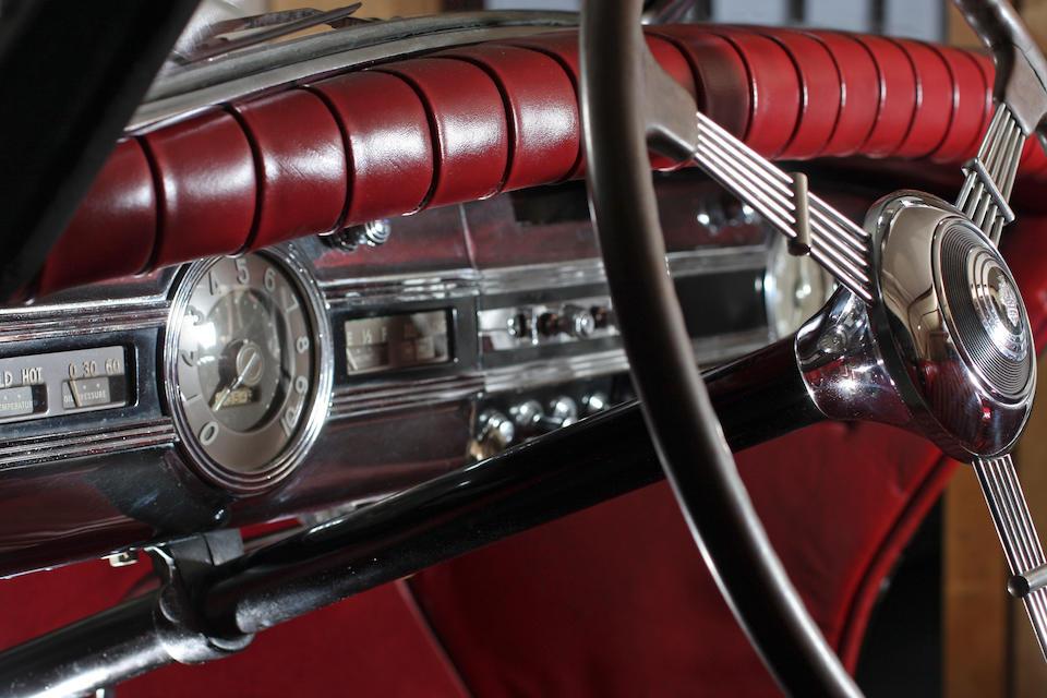 Bonhams : The ex-Clark Gable,1938 Packard Eight Convertible