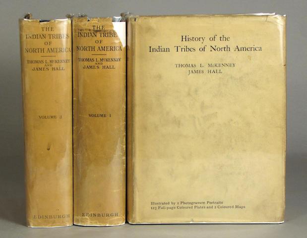 MCKENNEY, THOMAS L. & JAMES HALL.