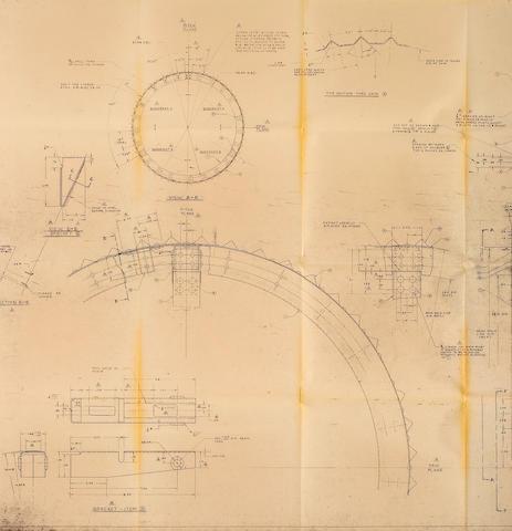 Mercury Blueprint - AFTERBODY
