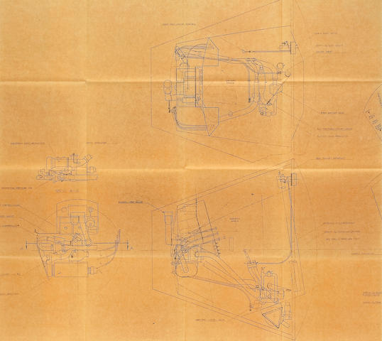 Mercury Blueprint - INTERIOR ARRANGEMENT