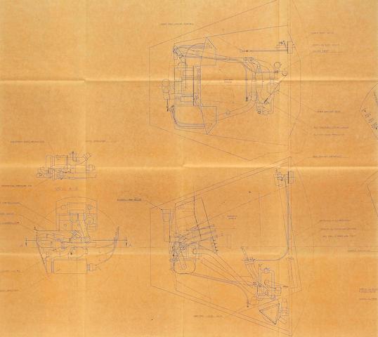 Mercury Blueprint - INTERIOR ARRANGEMENT