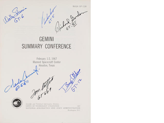 Gemini Summary Conference