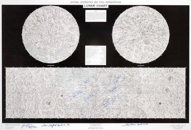 Lunar Chart LPC-1