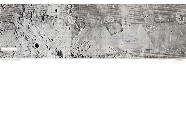 Apollo 11 LM Ascent Monitoring Chart