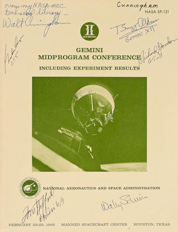 Gemini Midprogram Conference  (Cunningham Collection)