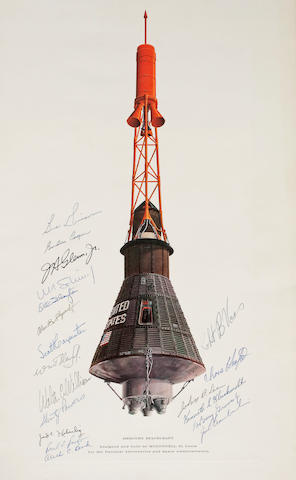 THE MERCURY SPACECRAFT.