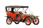 Ex-Dr. Samuel L. Scher,1906  American Tourist Roi-des-Belges Touring Car 1783