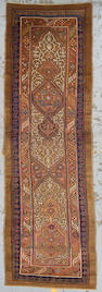 A Serab runner Northwest Persia, size approximatley 3ft. 7in. x 11ft. 8in.