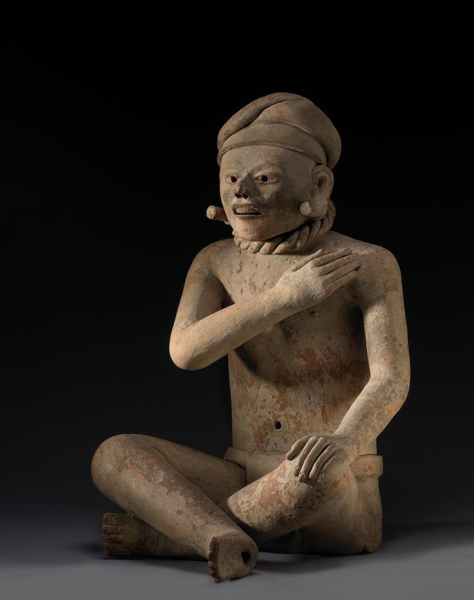 A Veracruz figure