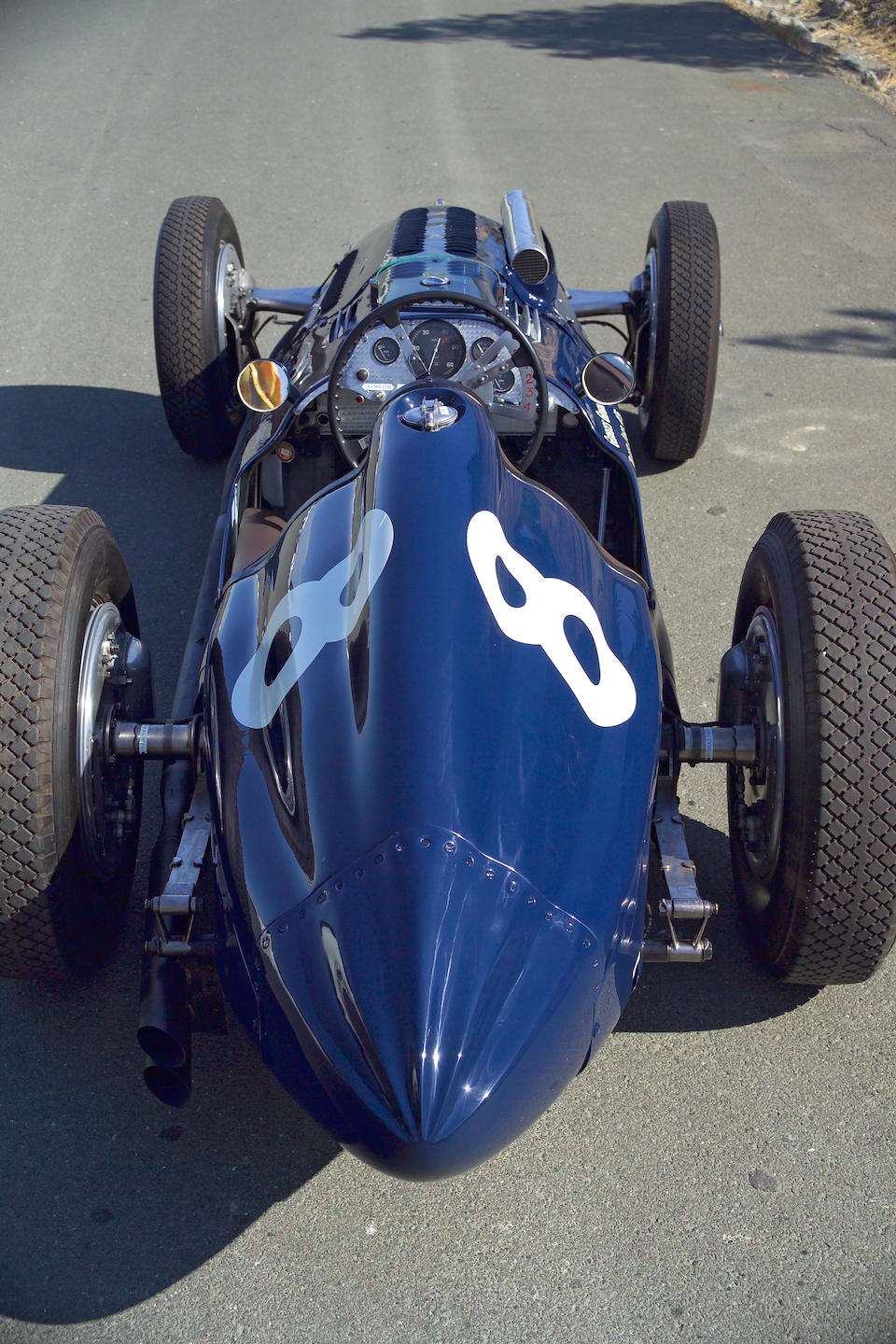 The Ex-Georges Grignard/Jacques Swaters 'Ecurie Belgique', 1950 Paris Grand Prix winning,1949 Talbot-Lago Type 26 Course Formula 1 Racing monoplace  Chassis no. 110 006 Engine no. 45109
