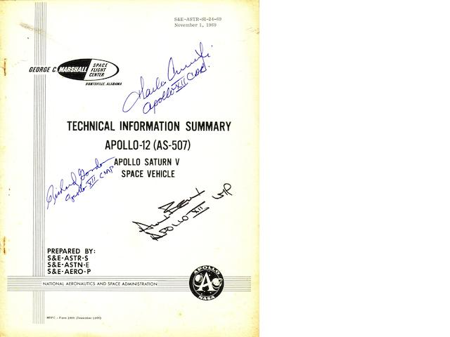 TECHNICAL REFERENCE FOR APOLLO 12.