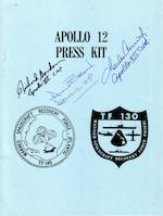 APOLLO 12 PRESS KITS.