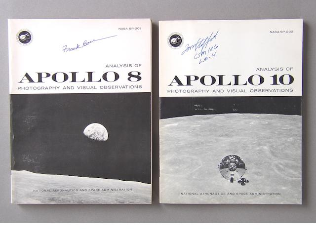 APOLLO LUNAR ORBIT PHOTOGRAPHY