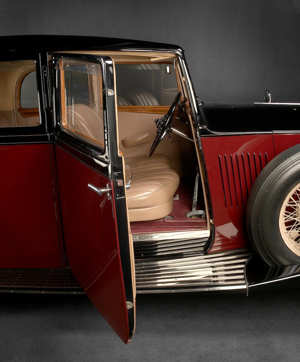 Bonhams : 1934 Rolls-Royce Phantom II Touring Saloon