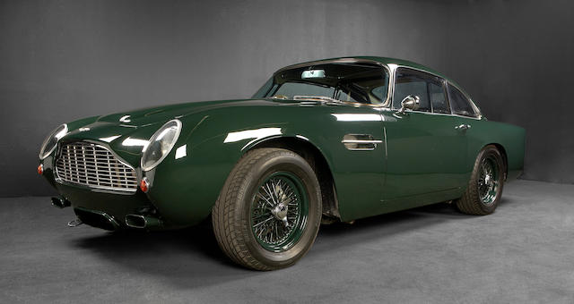 1963 Aston Martin DB4 Series 5 Vantage GT  Chassis no. DB4/1144/R Engine no. 400/1358