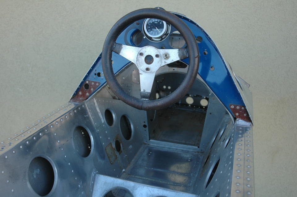 1980 Tyrell 010 Monocoque Grand Prix Tub