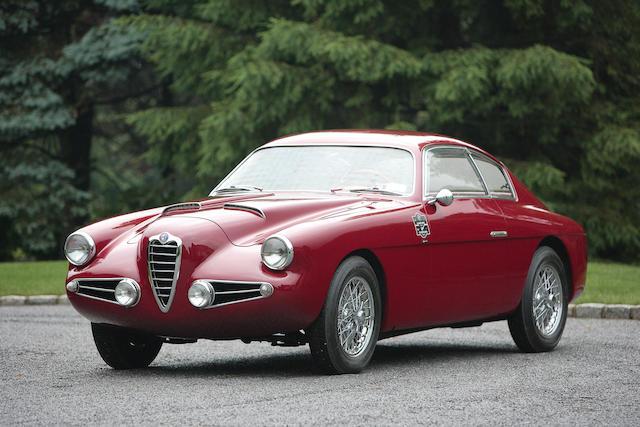 1955 Alfa Romeo 1900C Super Sprint Berlinetta  Chassis no. AR1900C02056