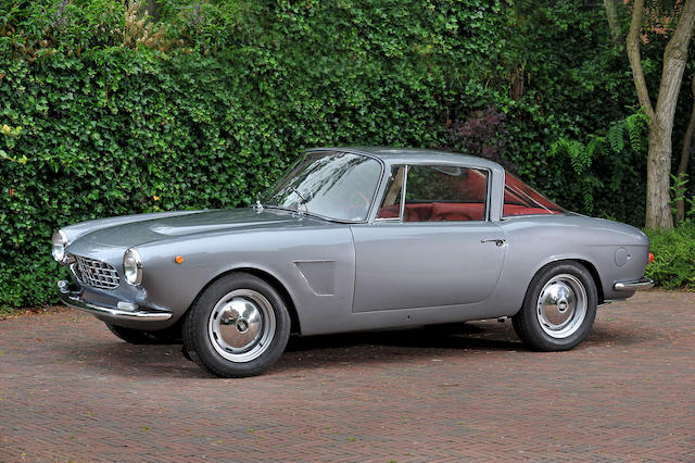 1963 Fiat 1600S O.S.C.A. Fissore Coupé  Chassis no. 118SA 023930 Engine no. 118A.000