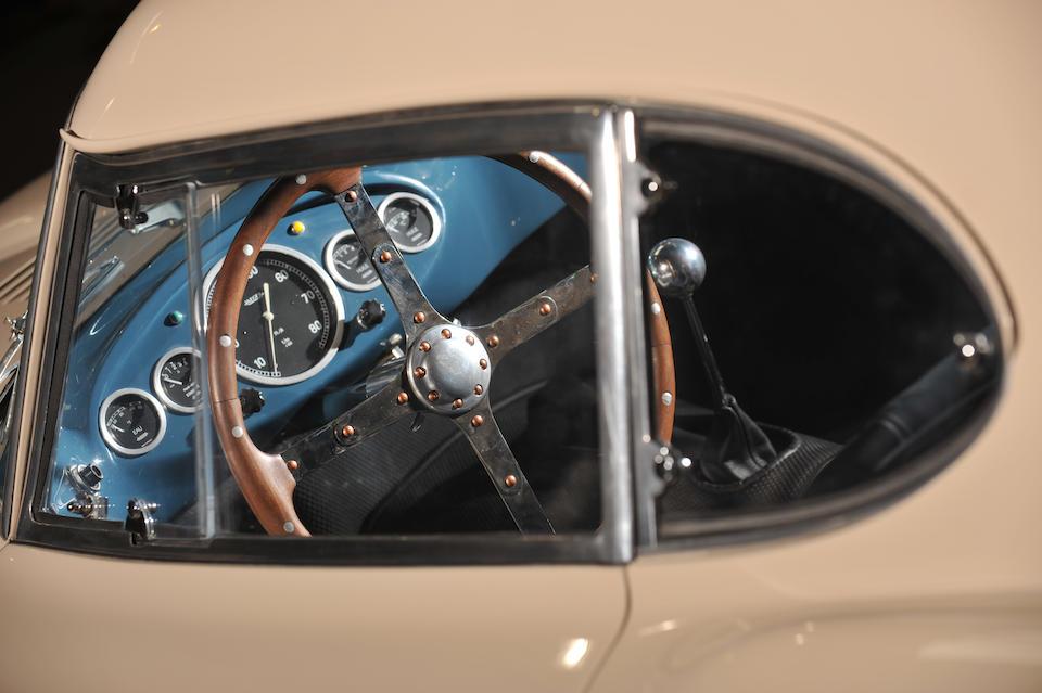 1952 Mille Miglia raced by Tullini / L. Rossi.,1952 SIATA 208CS Berlinetta  Chassis no. SC 052 Engine no. CS 007