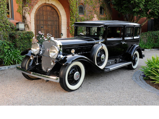 The ex-Al Capone,1930 Cadillac Series 453 V16 Limousine  Chassis no. 701617