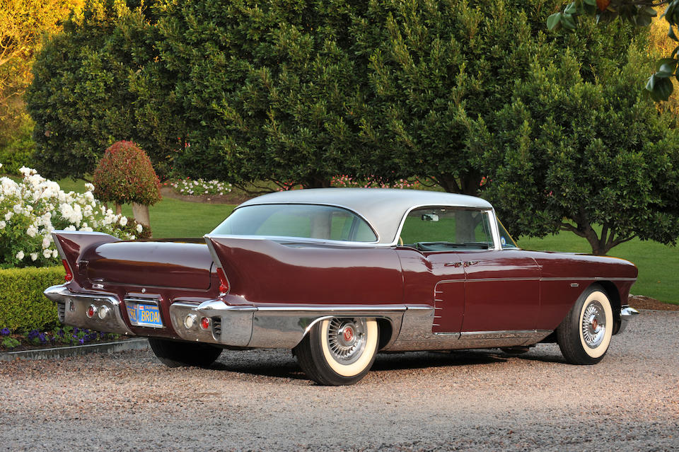 The ex-Frank Sinatra, four owners from new,1958 Cadillac Eldorado Brougham  Chassis no. 58P011421