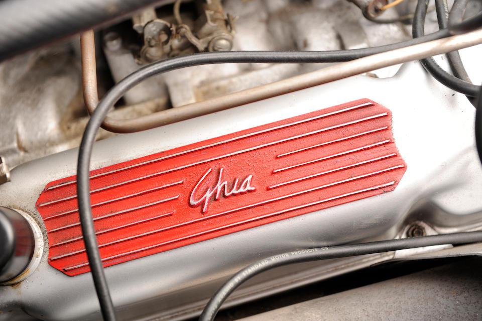 The ex-Gary Morton, & ex-Dean Martin,1962 Ghia L6.4 Coupe  Chassis no. 0325
