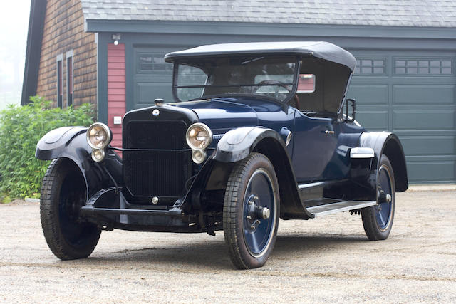 1924 Wills Sainte Claire A-68 Roadster,