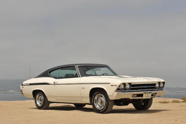 1969 Chevrolet Chevelle COPO   Chassis no. 136379B356260