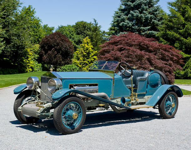 1927 Rolls-Royce Phantom/Hispano-Suiza aero-engined Special Speedster  Chassis no. S 90 PM