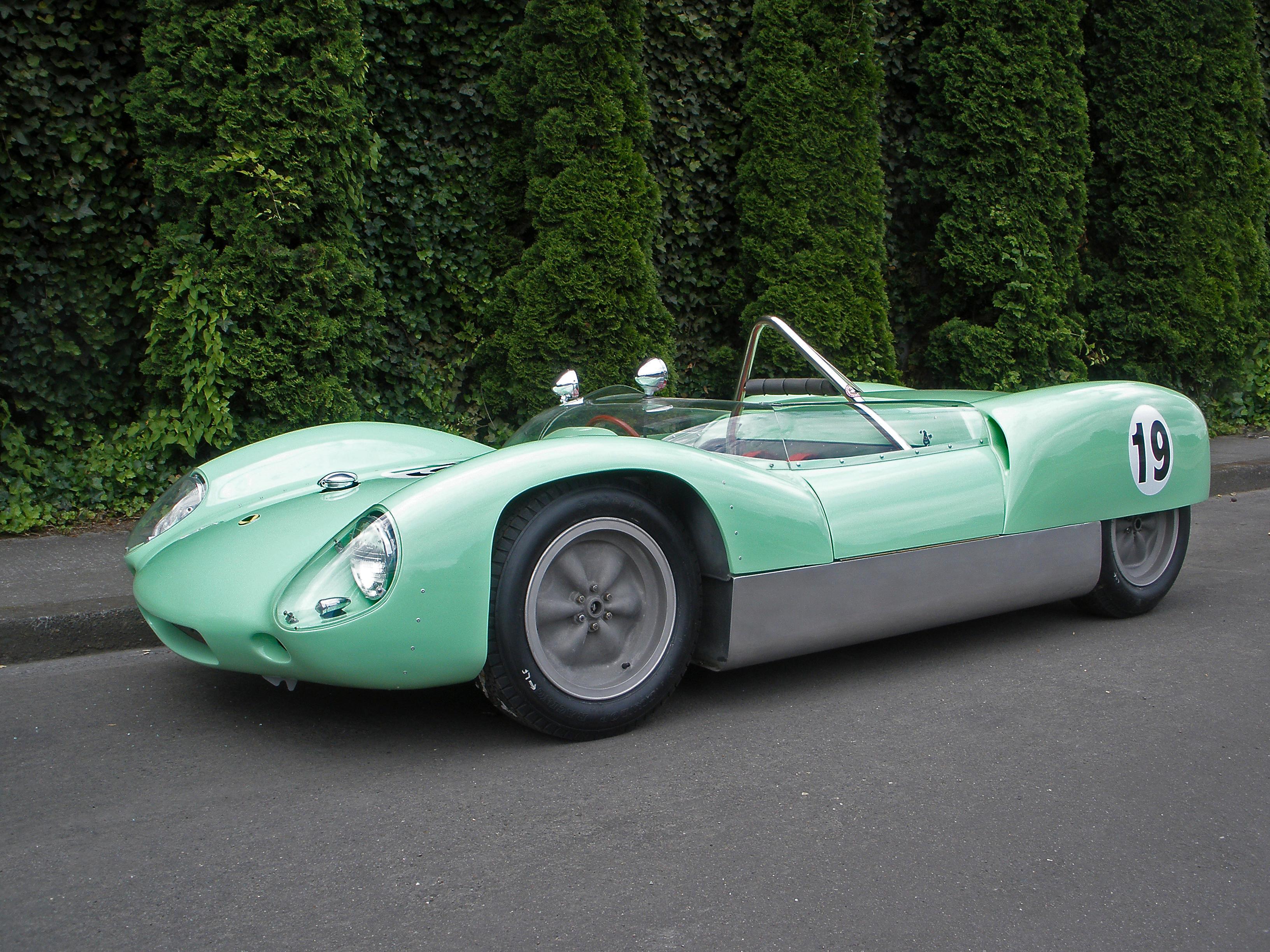 1961 Lotus Type 19 Sports-Racing Two-Seater
