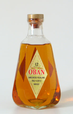 Oban-12 years old