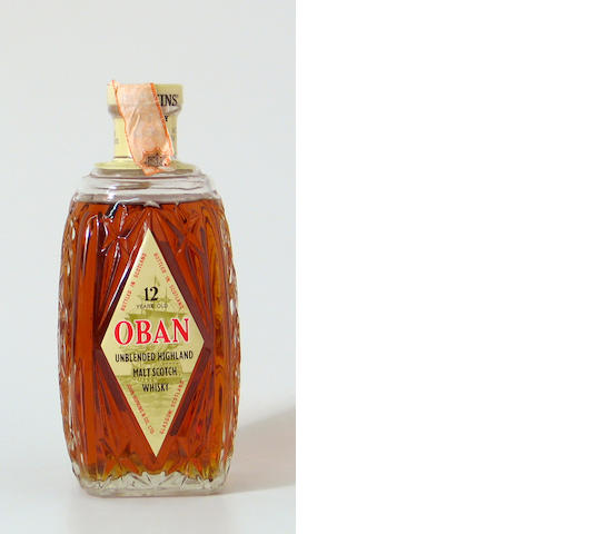 Oban-12 year old