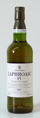 Laphroaig-15 year old