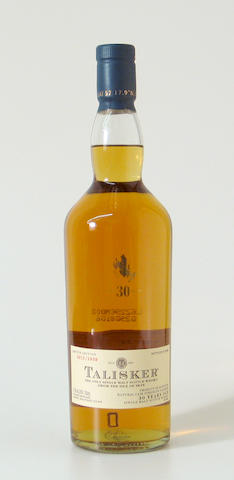 Talisker-30 year old