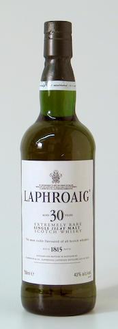 Laphroaig-30 year old