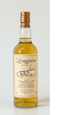 Longrow-18 years old-1974