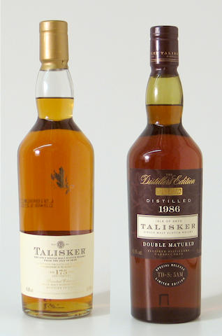 Talisker-1986  Talisker 175th Anniversary