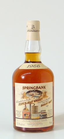 Springbank Local Barley-1966