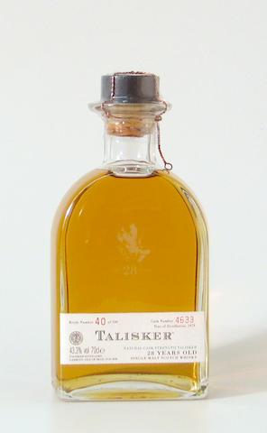 Talisker-28 year old-1973