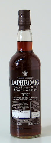 Laphroaig-27 year old-1980