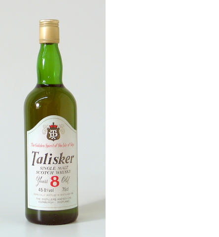 Talisker-8 year old