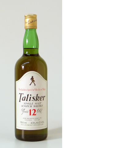Talisker-12 year old