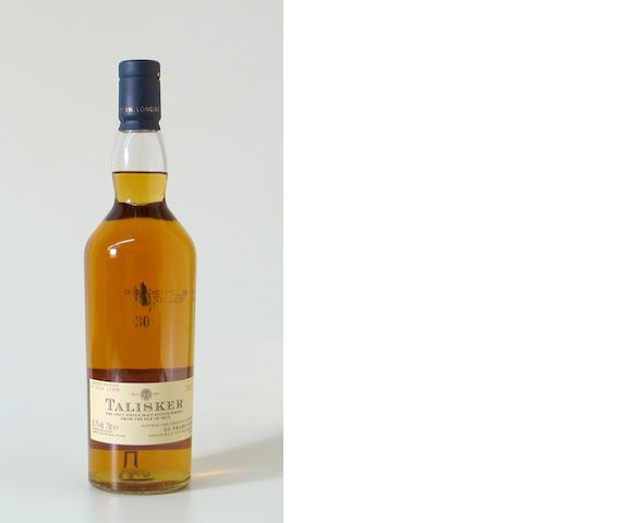 Talisker-30 year old