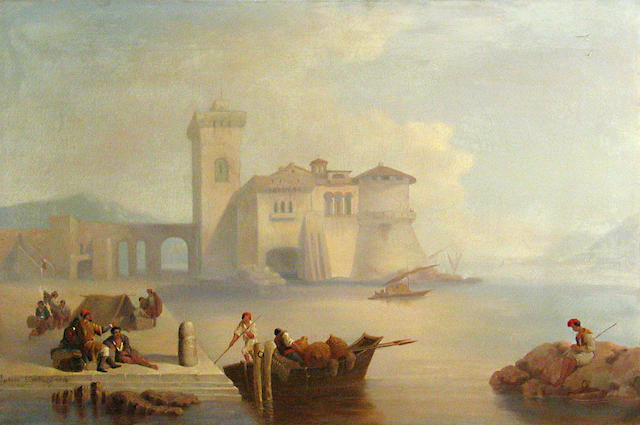 Attributed to Stanfield, Dalmation Coast
