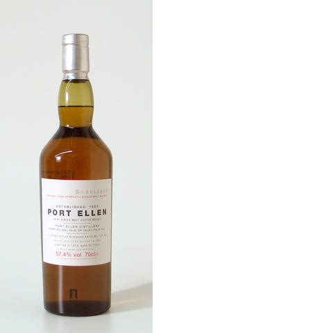 Port Ellen-25 year old-1979