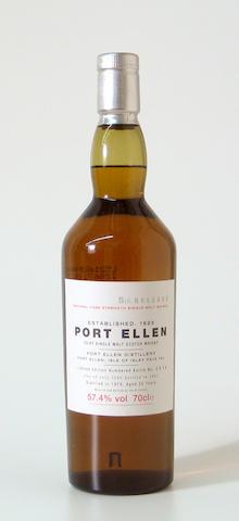 Port Ellen-25 year old-1979