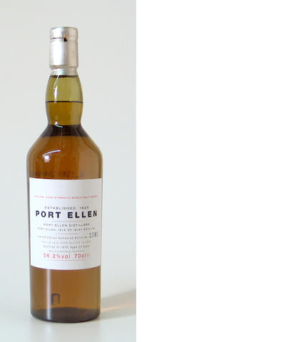 Port Ellen-22 year old-1979