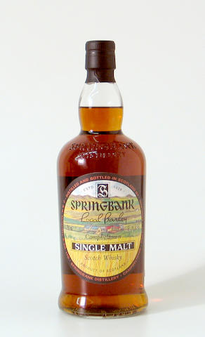 Springbank Local Barley-1965
